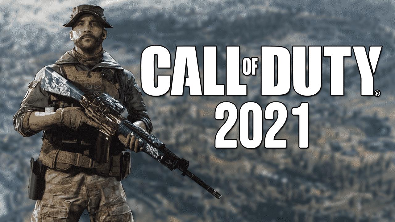 Call of Duty 2021 E3'te Olmayacak, Ancak Devasa Warzone Entegrasyonu Yolda