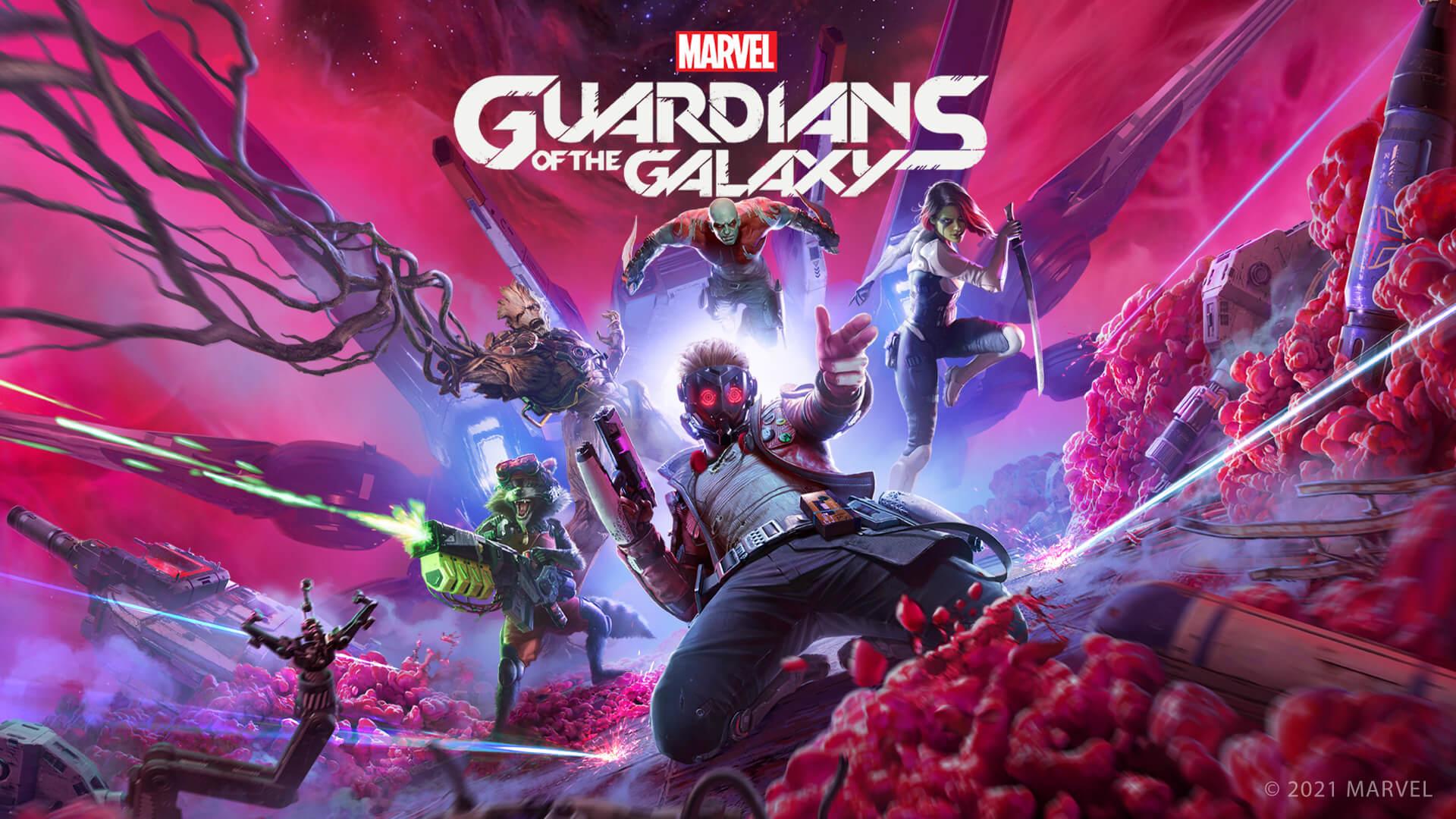 Marvel's Guardians of the Galaxy Çıkış Tarihi Açıklandı