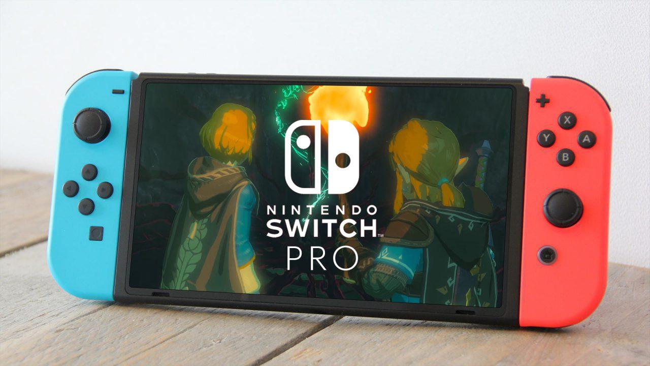 """""""Switch Pro Çıkacak Mı"""" Soruları Yanıtsız Bırakıldı"""