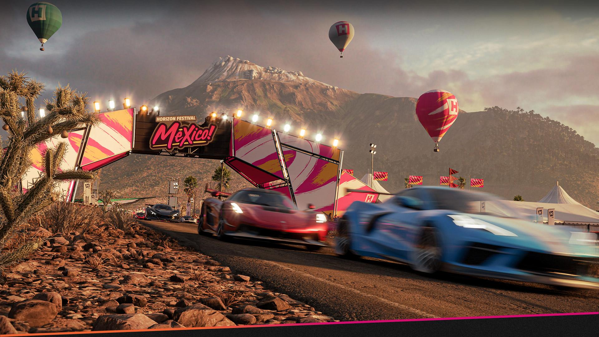 Forza Horizon 5, E3 2021'de En Çok Beklenilen Oyun Seçildi