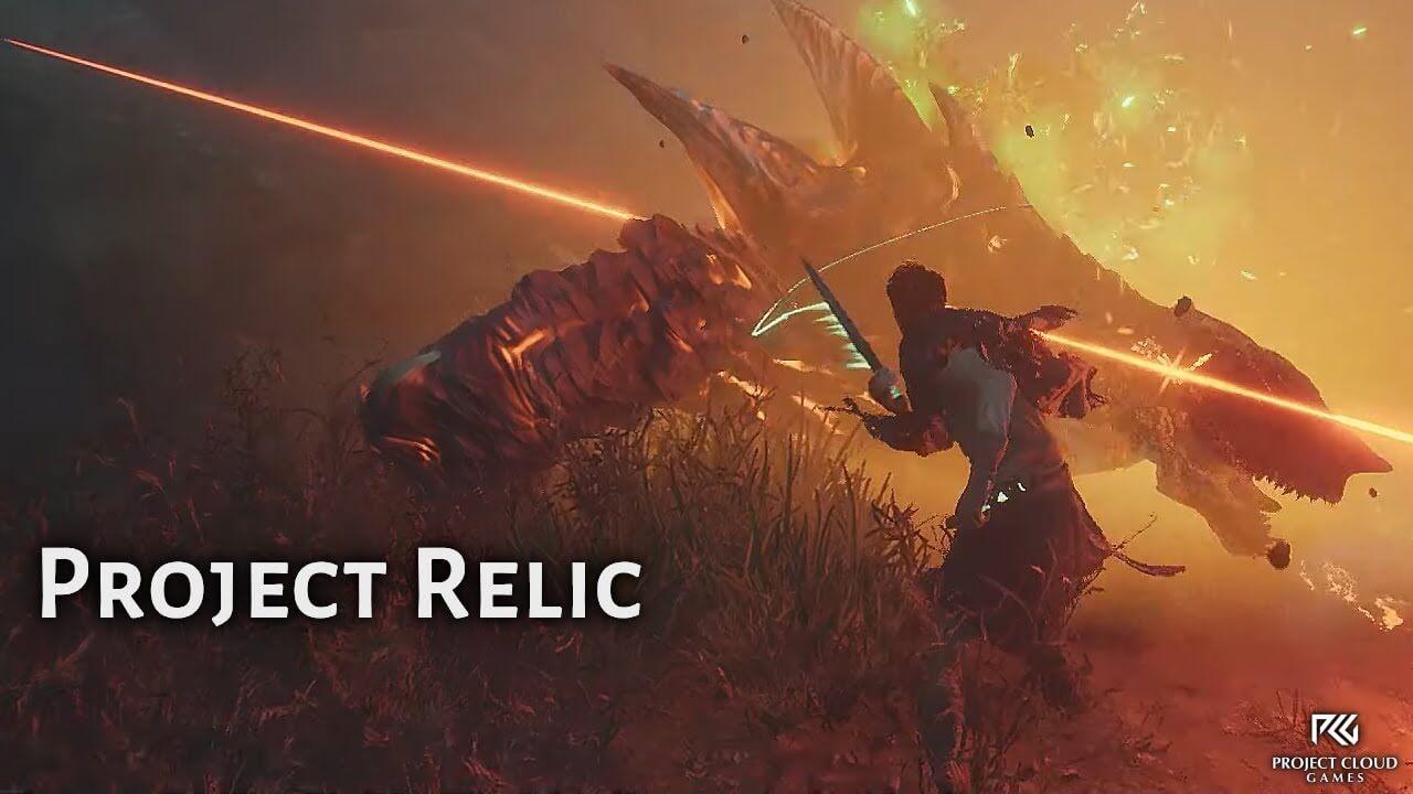 """""""Project Relic"""" İsimli Bağımsız Oyun, Dark Souls'u Andırıyor"""