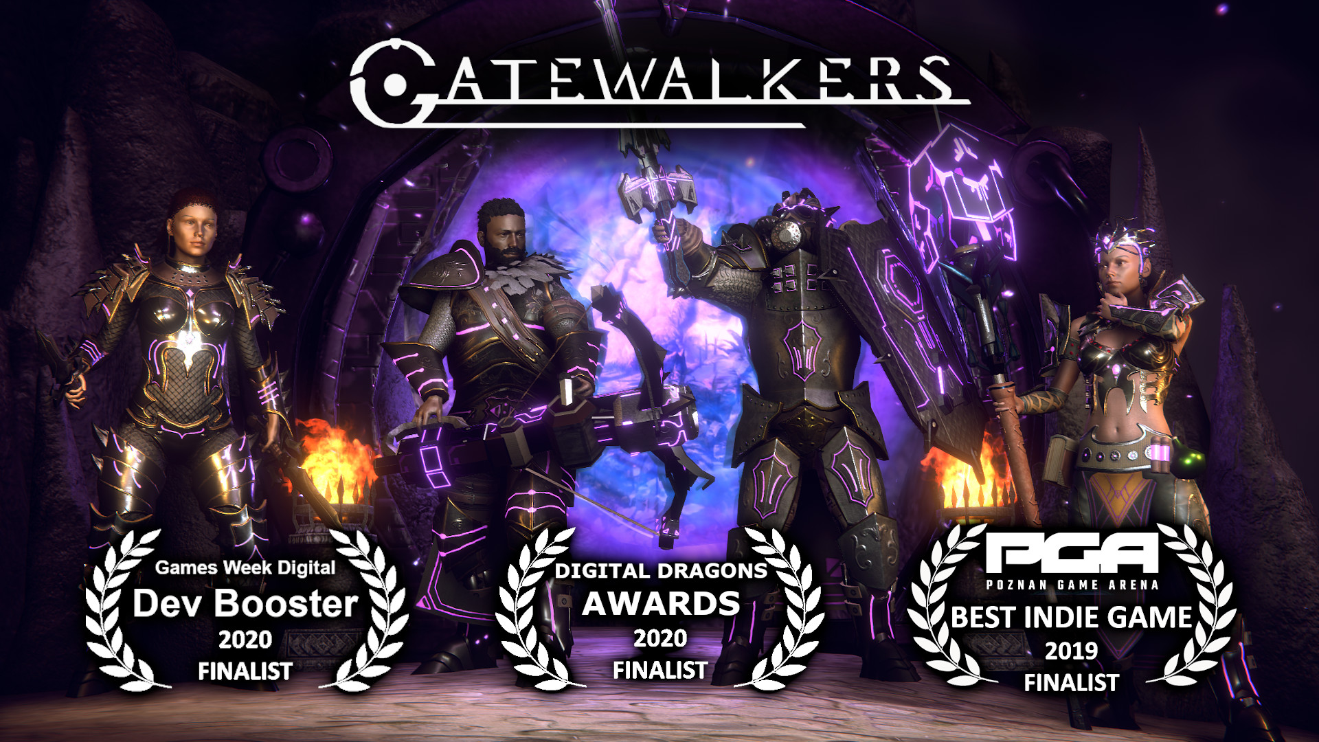 Diablo Tarzı ARPG Oyunu: Gatewalkers