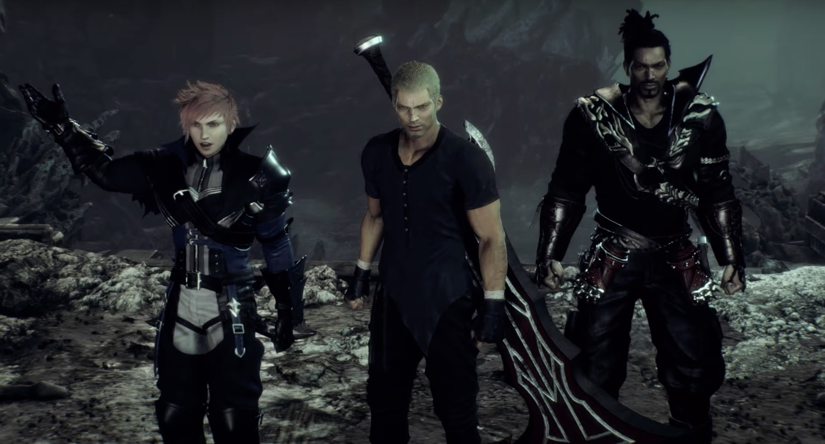 Square Enix ve Team Ninja Stranger of Paradise: Final Fantasy Origin'i Duyurdu