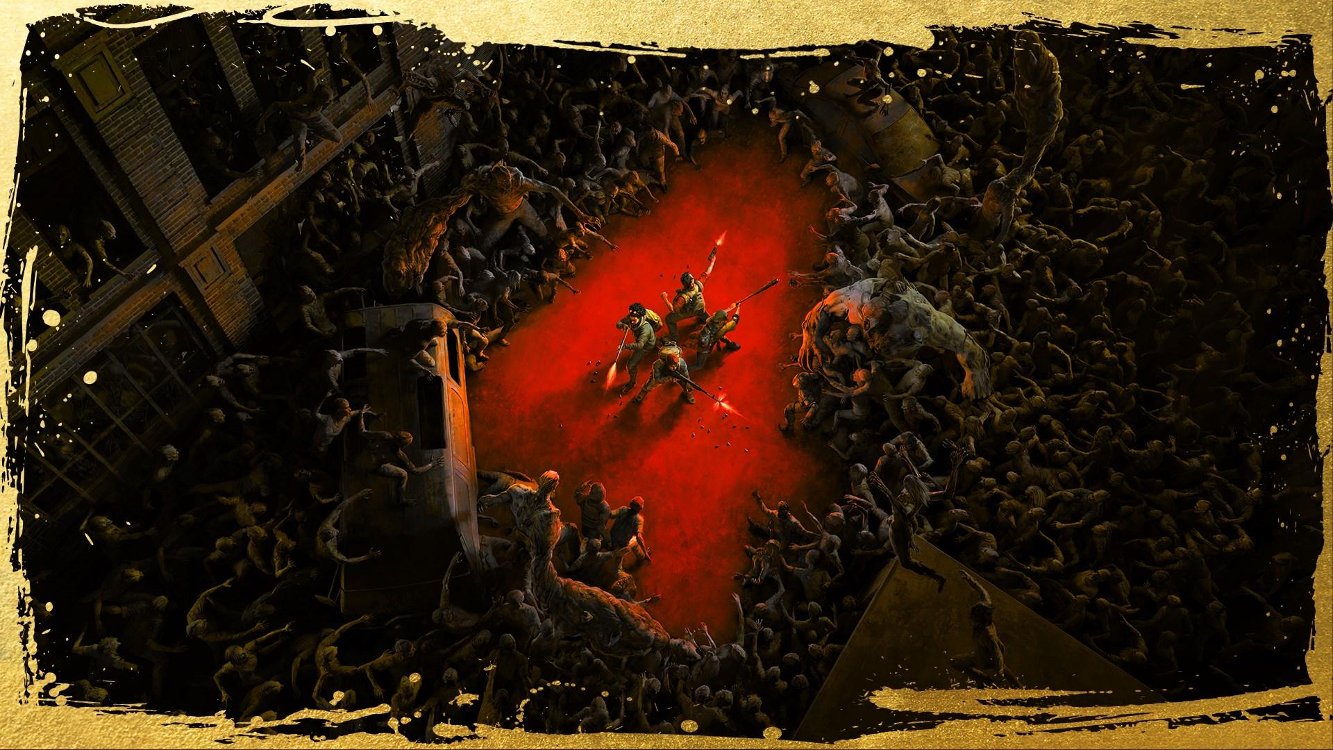 Back 4 Blood Çıkış Tarihi Belirlendi, Game Pass'e İlk Gününde Gelecek