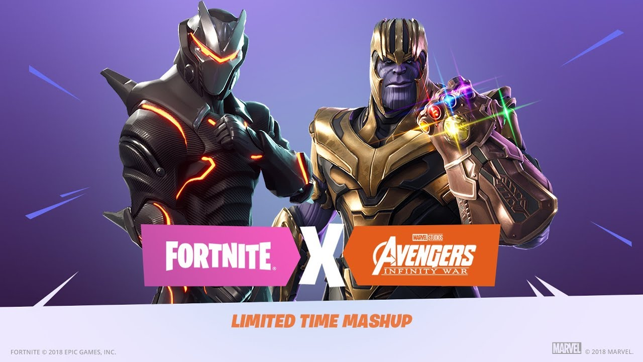 Fortnite Thanos Etkinliği Gelecek Haftaya Yepyeni Ödüllerle Başlıyor