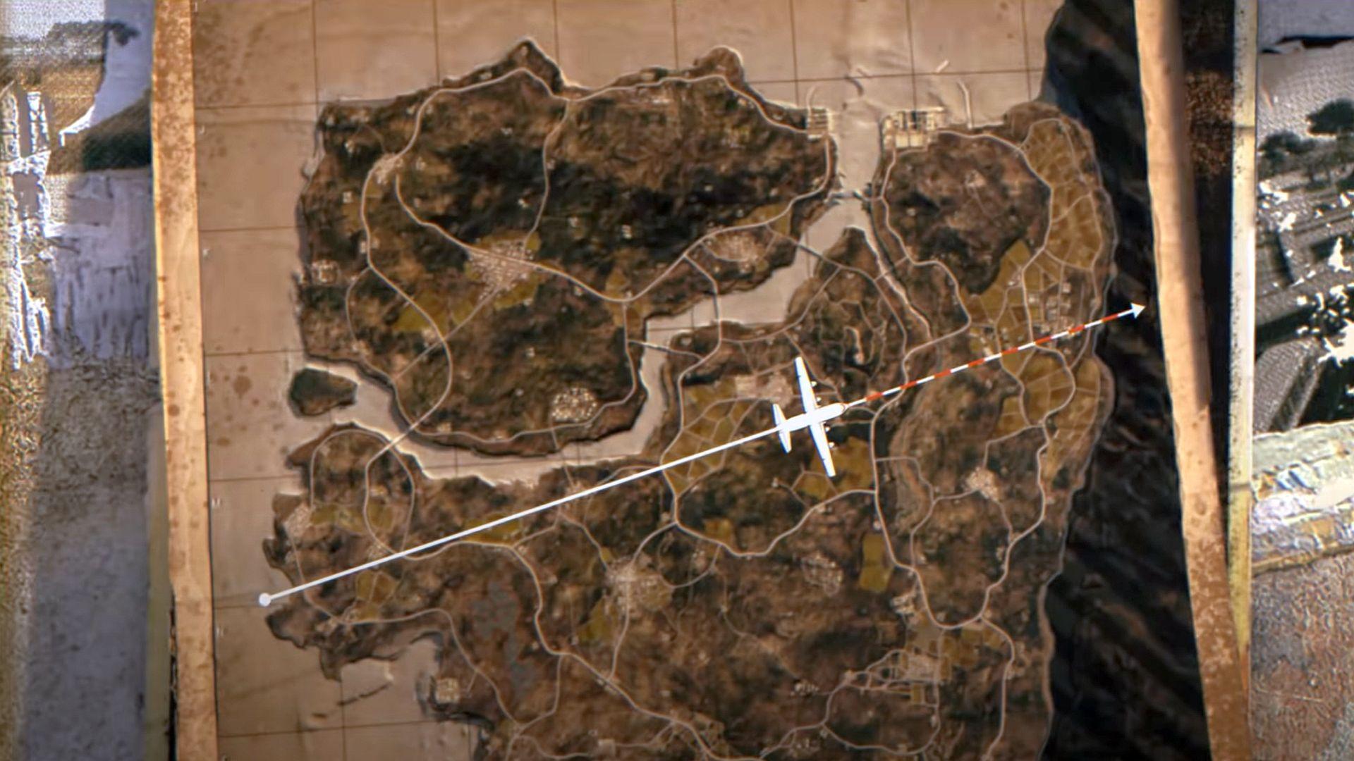 Yeni Pubg Haritası: TAEGO Duyuruldu