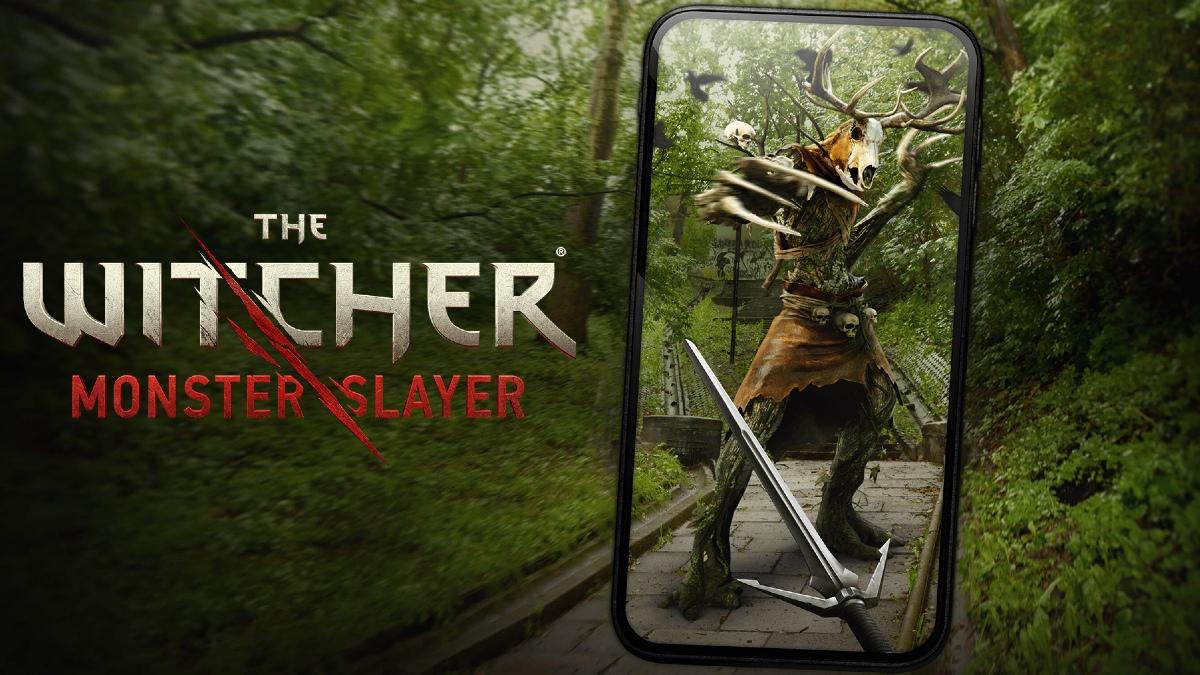 """""""The Witcher: Monster Slayer"""" AR Mobil Oyunu 21 Temmuz'da Çıkıyor"""