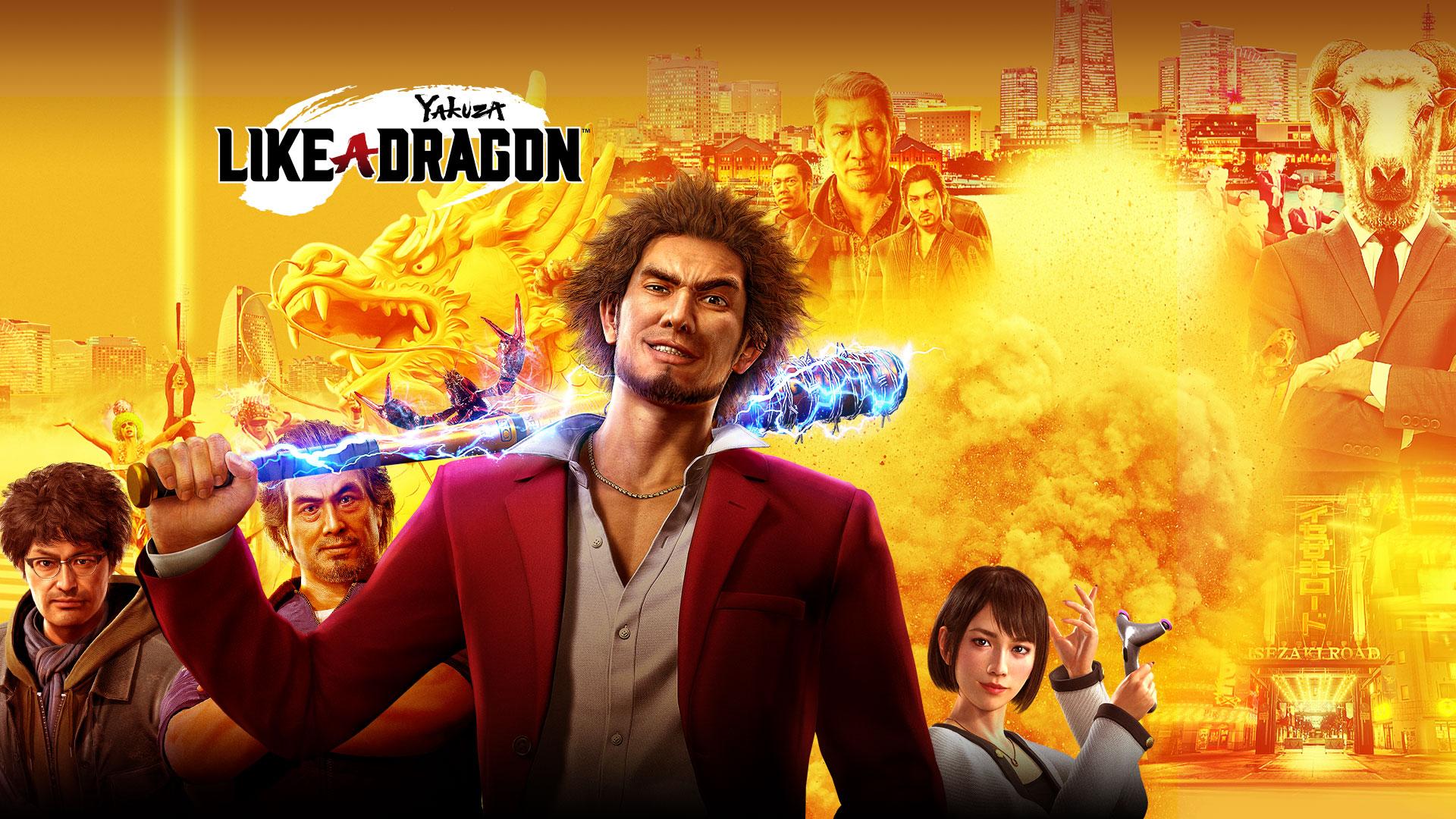 Yakuza: Like A Dragon, Xbox Game Pass'e Gelecek Bir Sonraki Büyük Oyun Olabilir