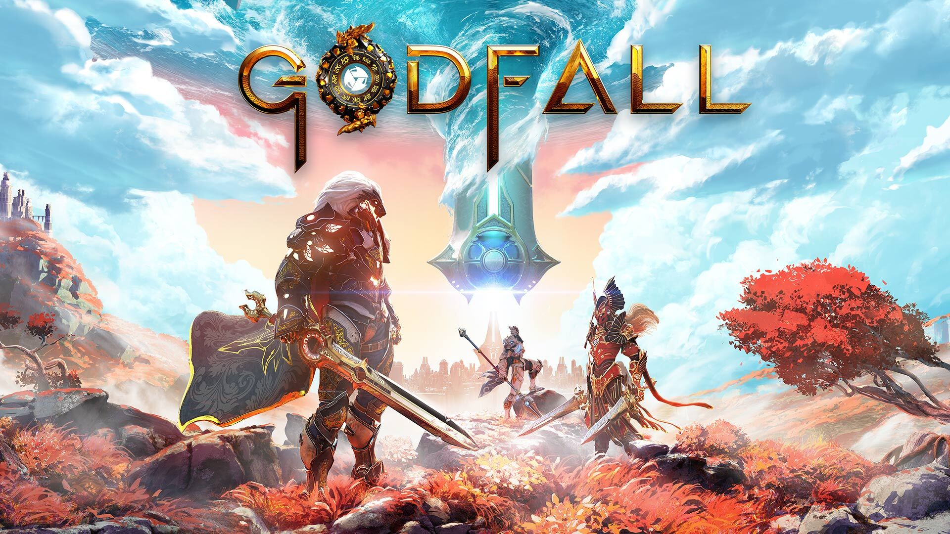 Godfall, 10 Ağustos'ta PS4'e geliyor