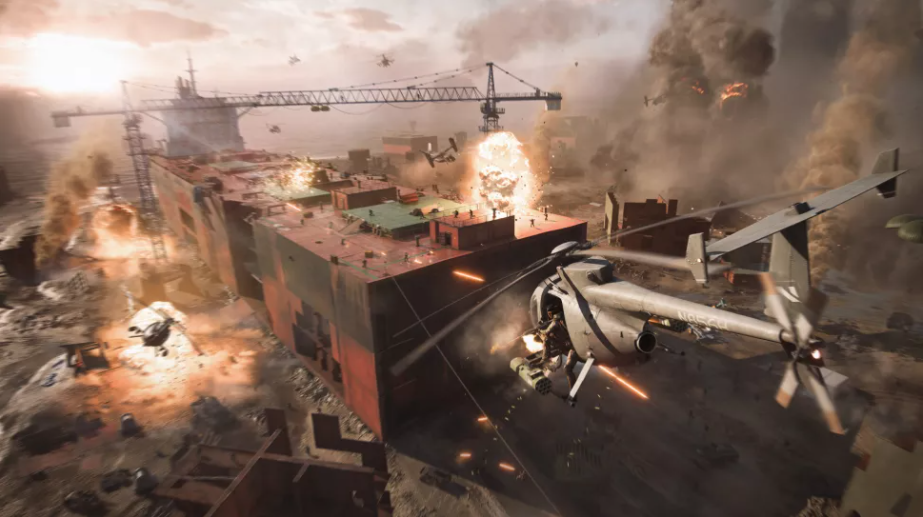 Battlefield 2042 teknik oyun testi Temmuz'da Başlıyor