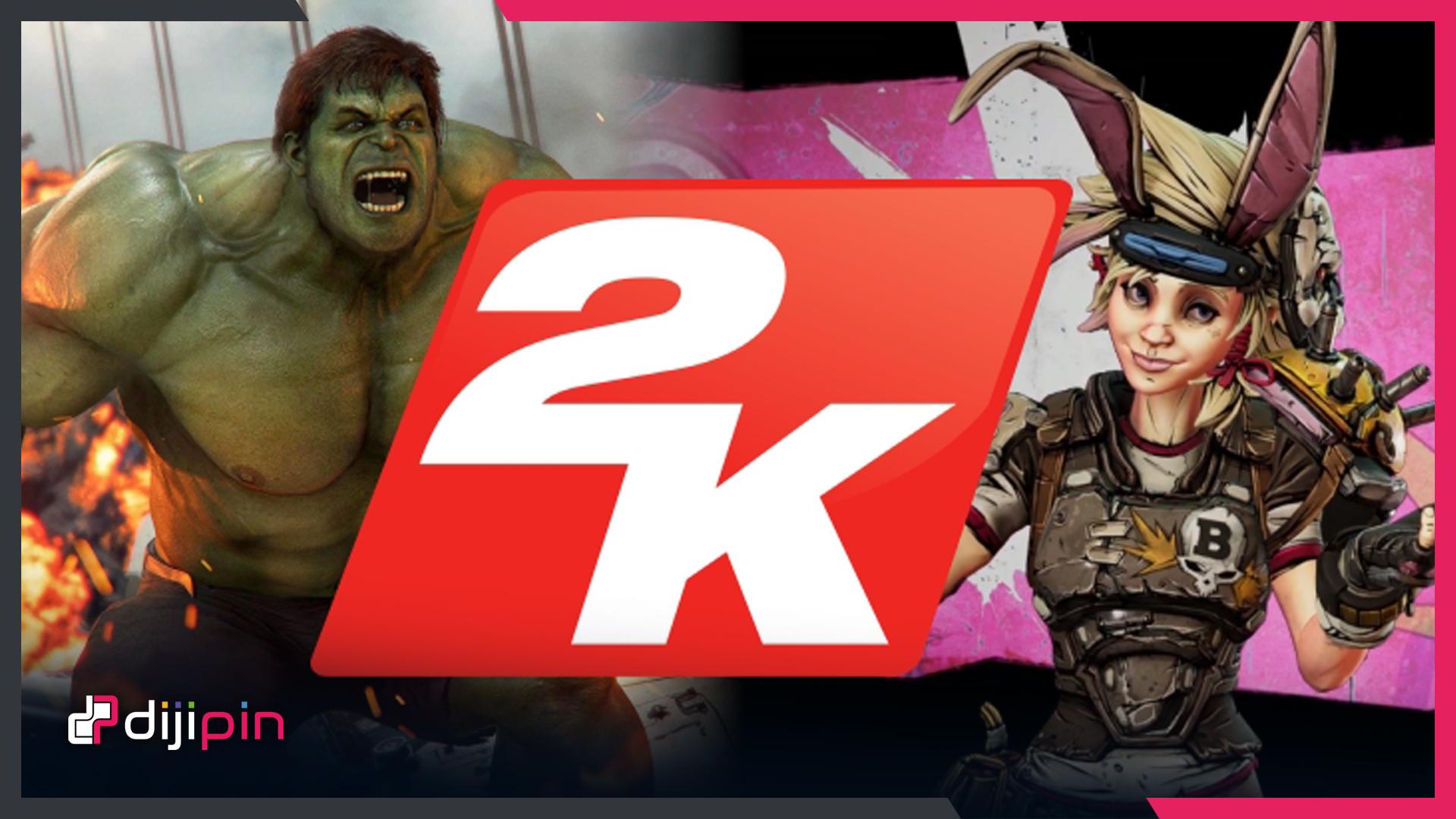 2K Games Sızıntıları, Yeni Xcom Tarzı Marvel Oyunu, Spin-Off Borderlands ve Daha Fazlası