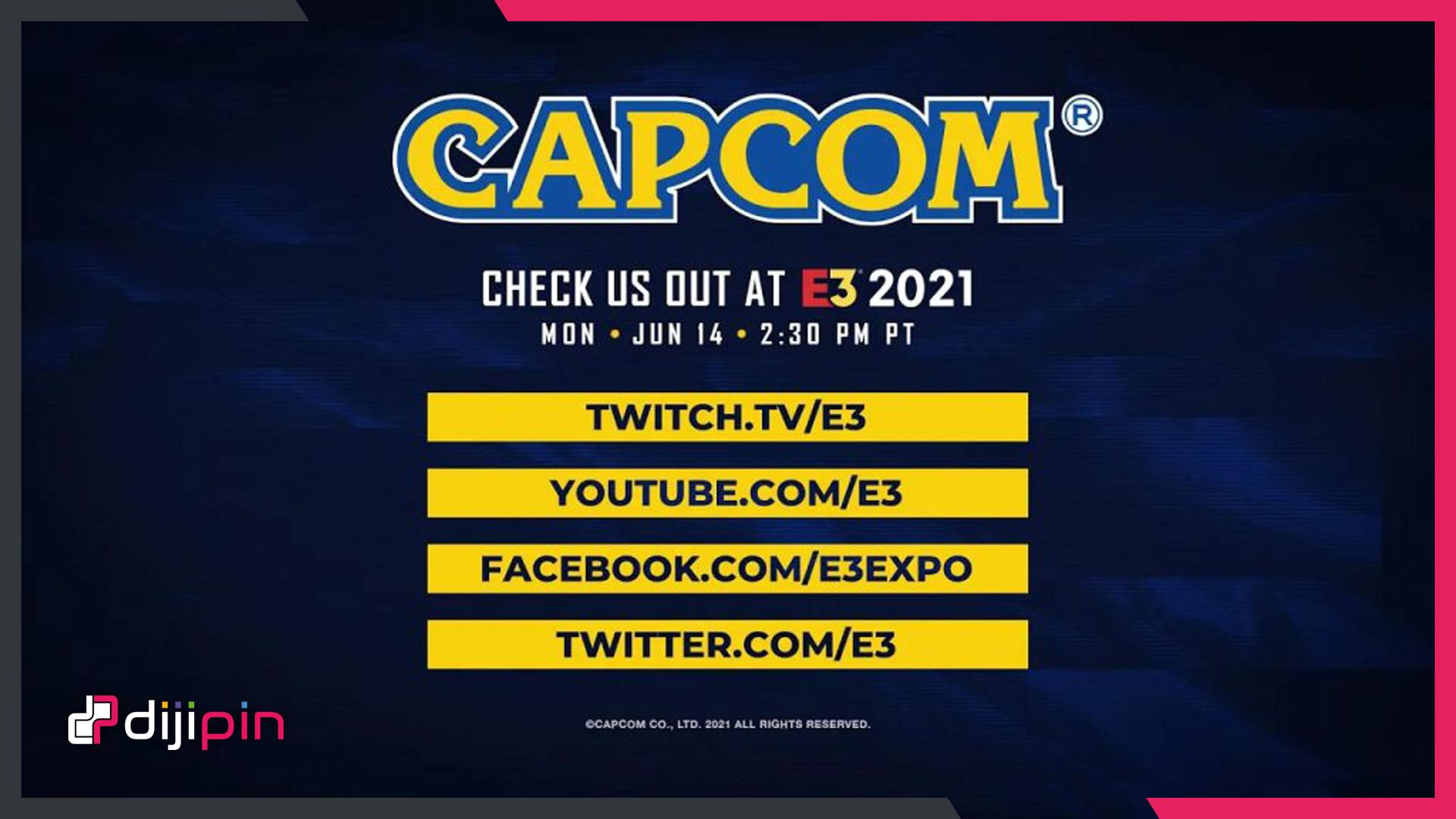 Capcom, 14 Haziran'da E3 Sunumunu Yapacak