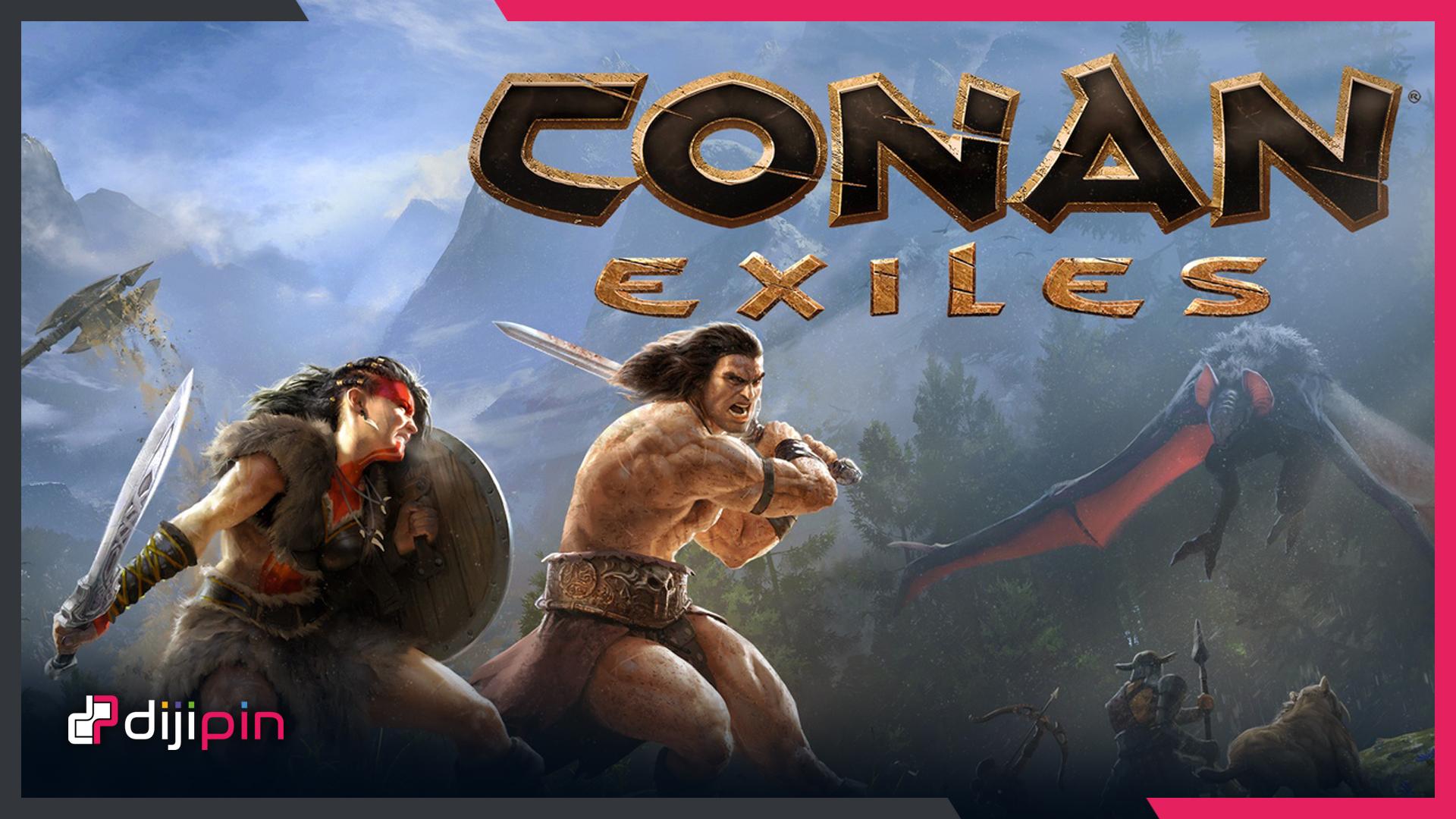 Conan Exiles Xbox Series Fragmanı ve Yeni Nesil Güncellemesi