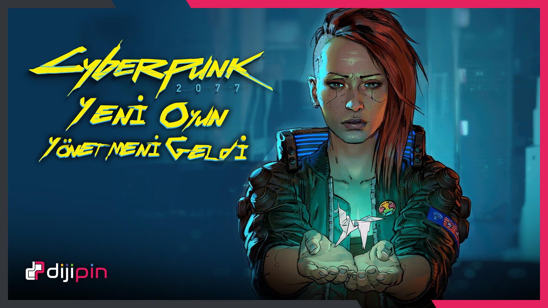 Cyberpunk 2077'ye Yeni Oyun Yönetmeni Geldi