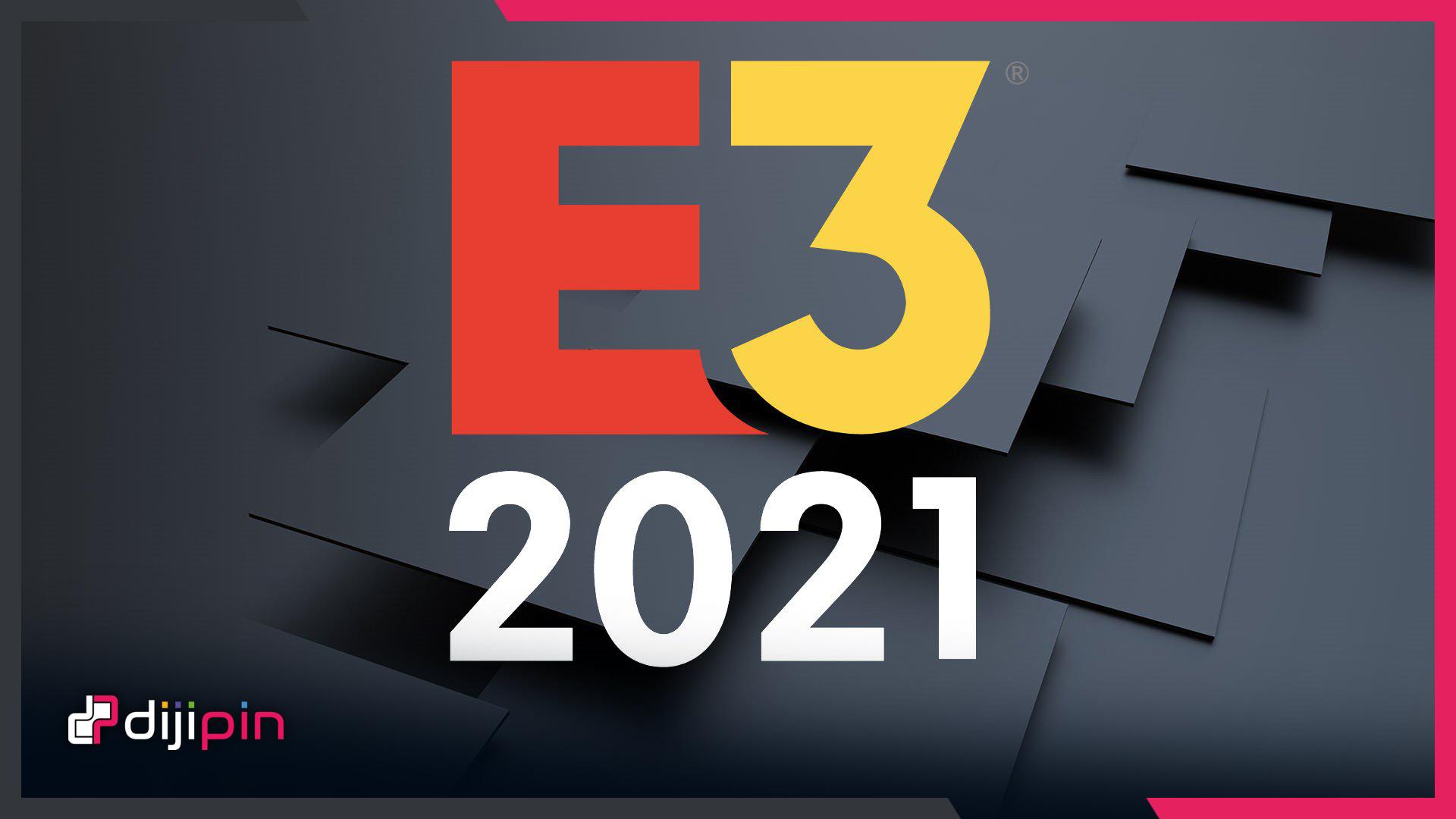 E3 2021 Programı Açıklandı