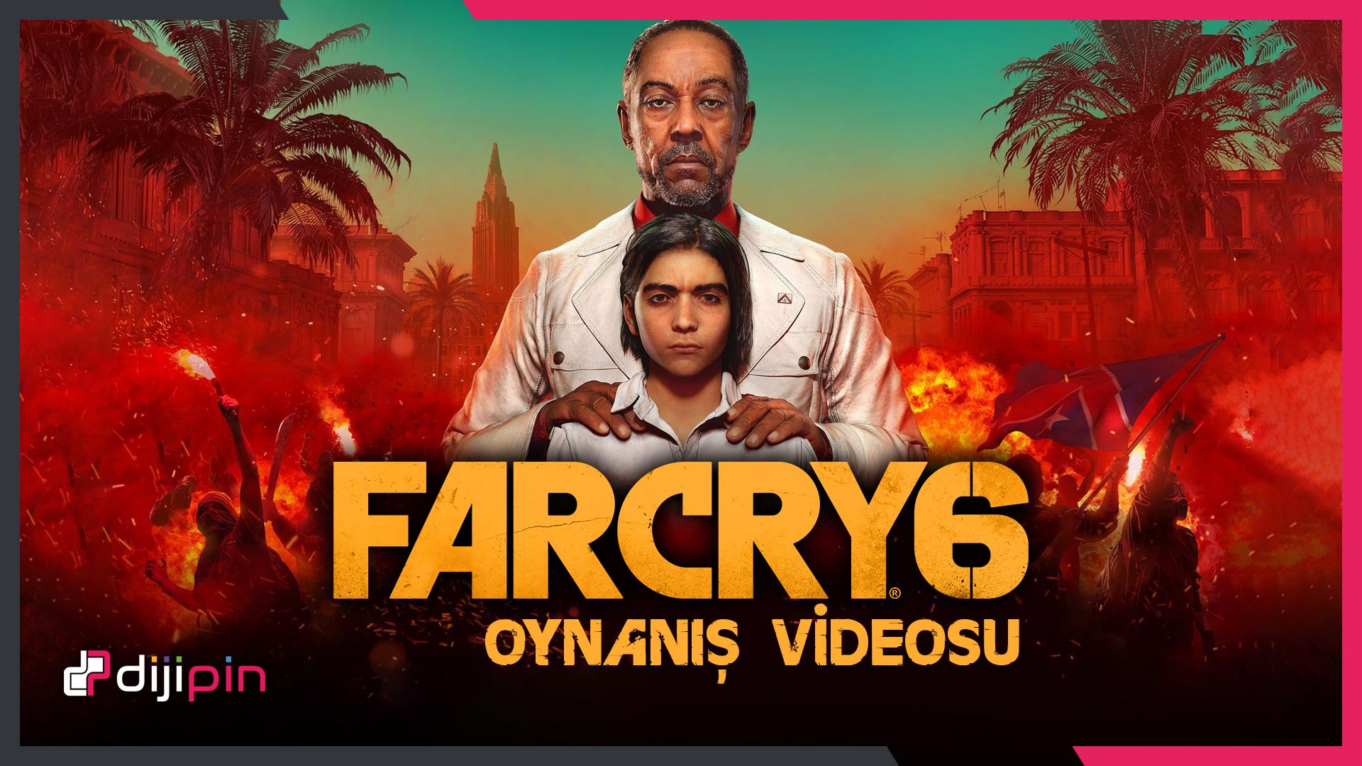 Far Cry 6'nın Oynanış Videosu Bu Hafta Geliyor!