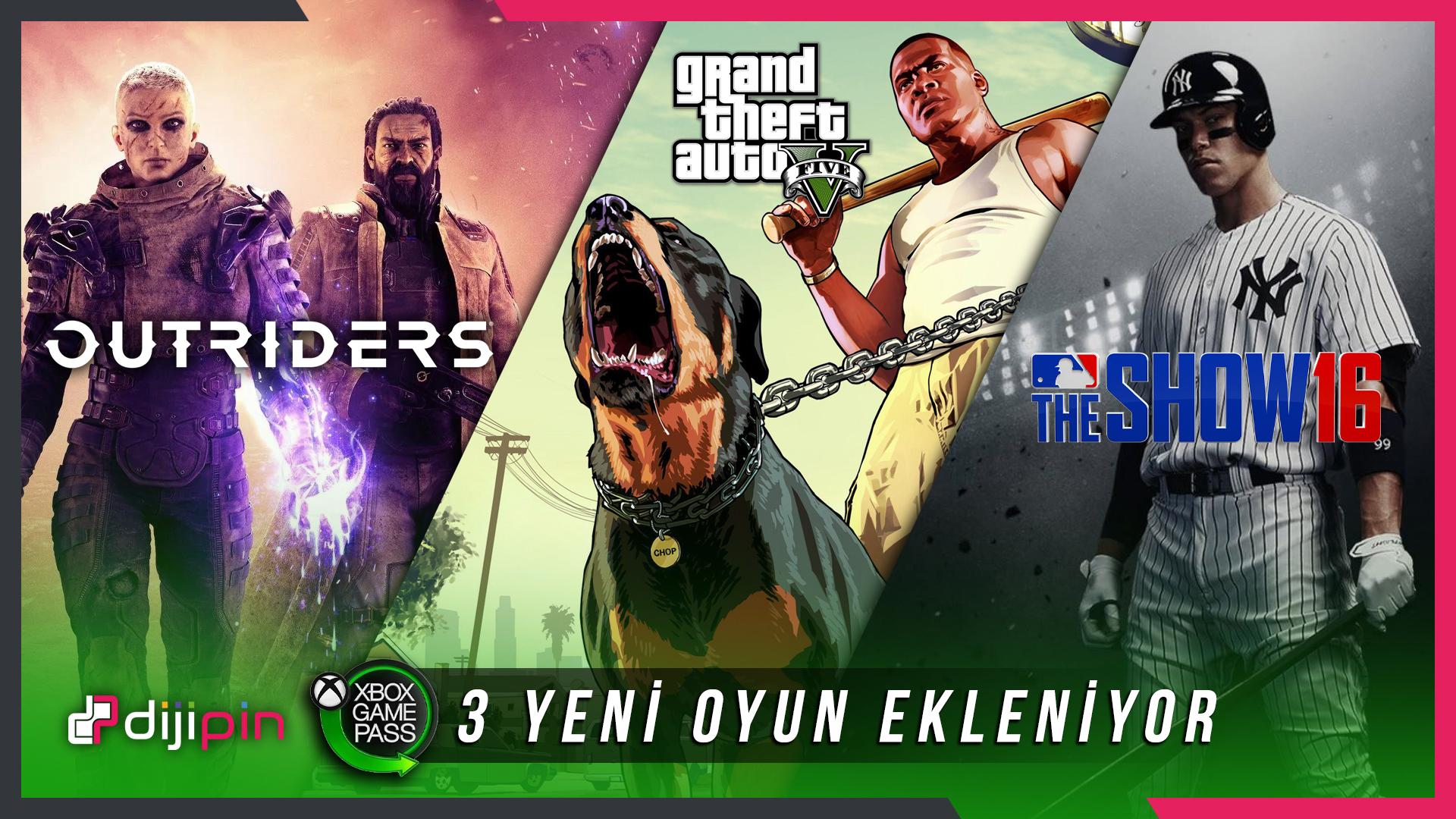 Xbox Game Pass'e Eklenecek 3 Büyük Oyun