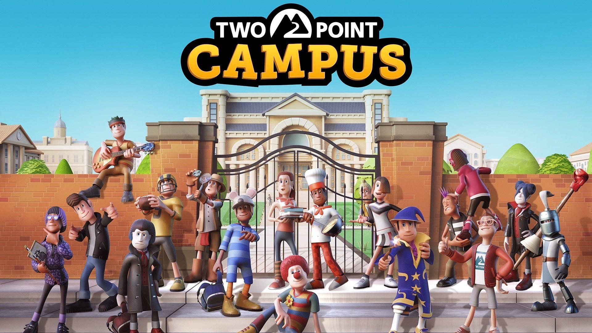Two Point Campus, Two Point Hospital Takımından Gelecek Yeni Üniversite Kurma Oyunu Olacak