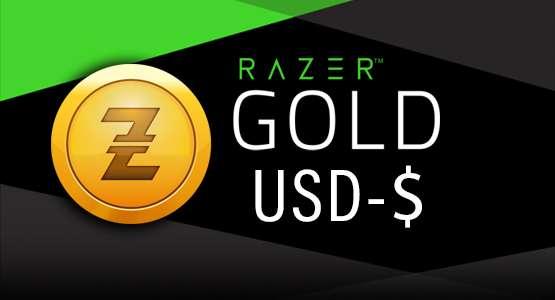 Razer Gold USD
